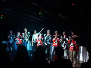 Match d'impro Impro'Pulsion et INProx (21 nov 2017)